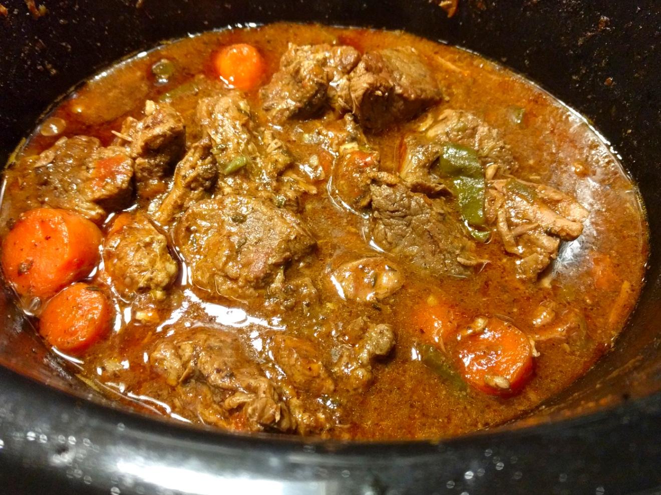 indisk köttgryta högrev