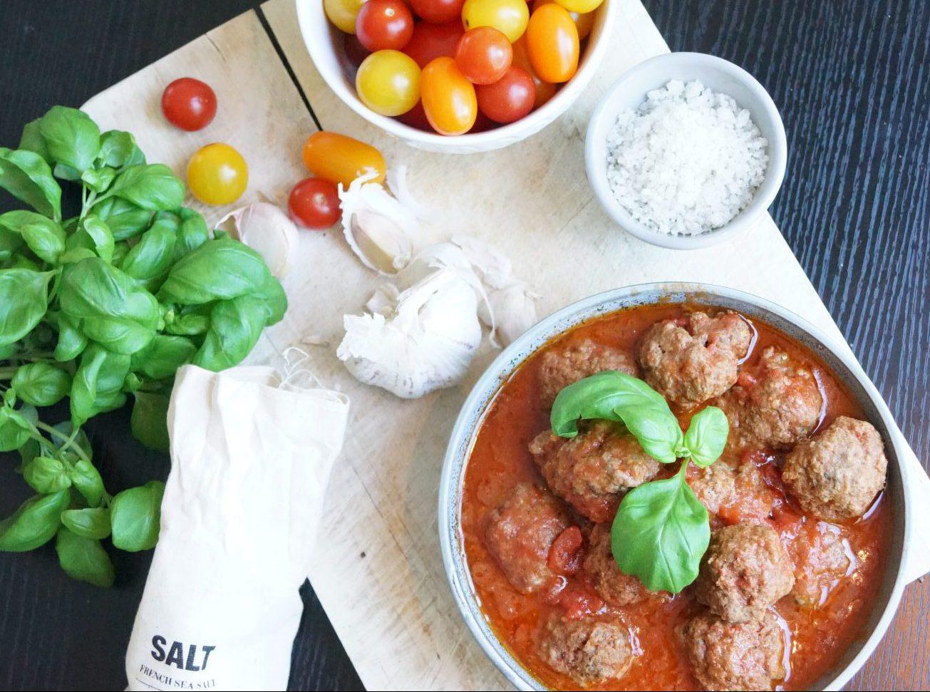 köttbullar recept vegan